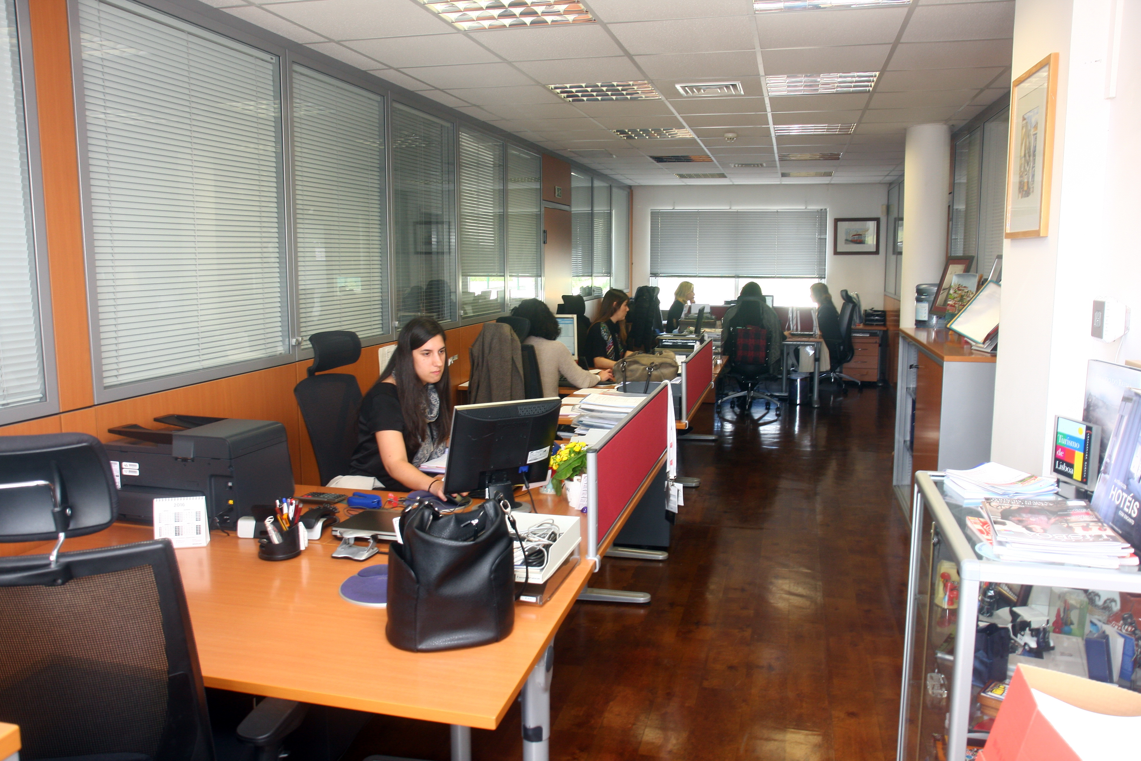 Our office