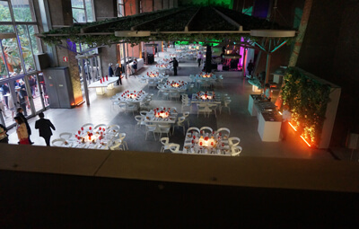 GALA DINNER IN A FRESH VENUE